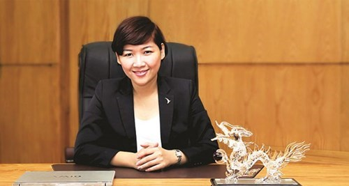Ms. Tran Que Trang – General Director of Bien Hoa Sugar